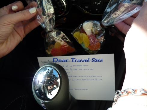 Travel Sisi Jumeirah Car